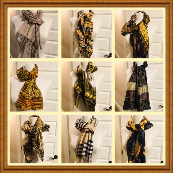 New scarfs